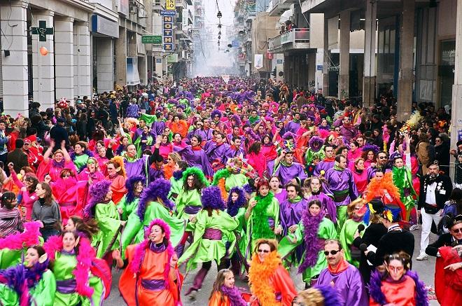 παρτινο καρναβάλι
