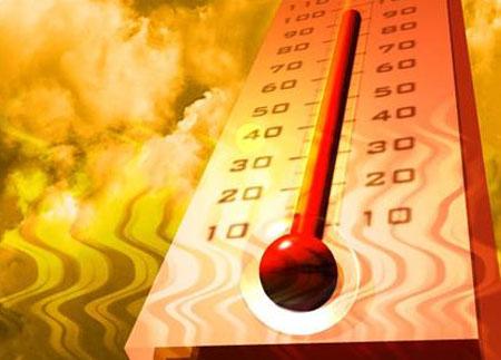 καύσωνας_θερμόμετρο