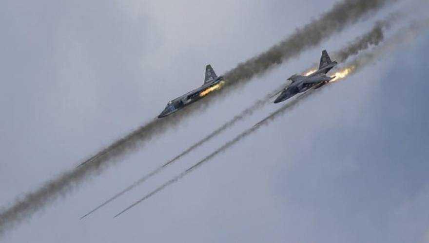 russianbombing