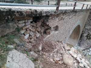 Παρέμβαση αρχαιοκάπηλων στο γεφύρι της Διποταμιάς (1)