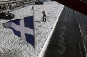Greece Salt