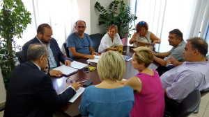 2017.09.11 @ Συνάντηση του Περιφερειάρχη Δυτικής Ελλάδας, Απόστολου Κατσιφάρα, με τη Διοικούσα Επιτροπή του ΤΕΕ Δυτικής Ελλάδας