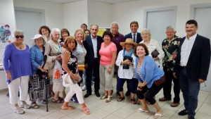 2017.09.22 @ Συνάντηση του Περιφερειάρχη Δυτικής Ελλάδας, Απόστολου Κατσιφάρα, με αντιπροσωπεία από την Σάντα Μπάρμπαρα της Καλιφόρνια