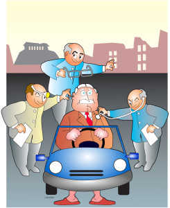 Καλή όραση για καλύτερους οδηγούς και πιο ασφαλείς δρόμους
