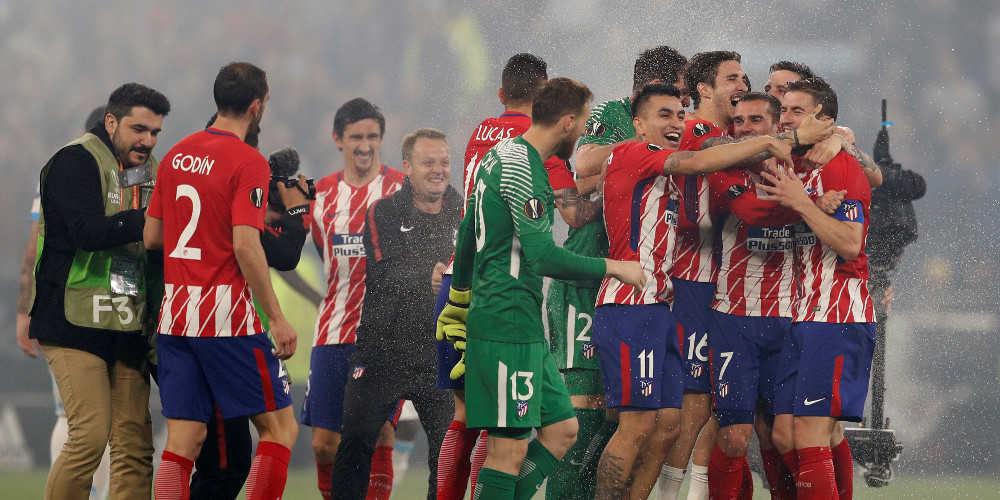 Πανάξια το τρόπαιο του Europa League η Ατλέτικο Μαδρίτης  26f4aeacd8b