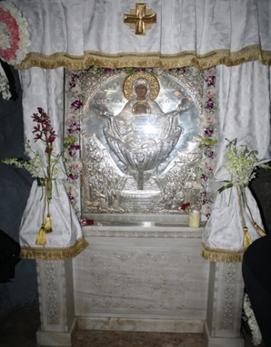 Αγία Ελεούσα Κλεισούρας Μεσολογγίου, η ιστορία της και το θαύμα ...